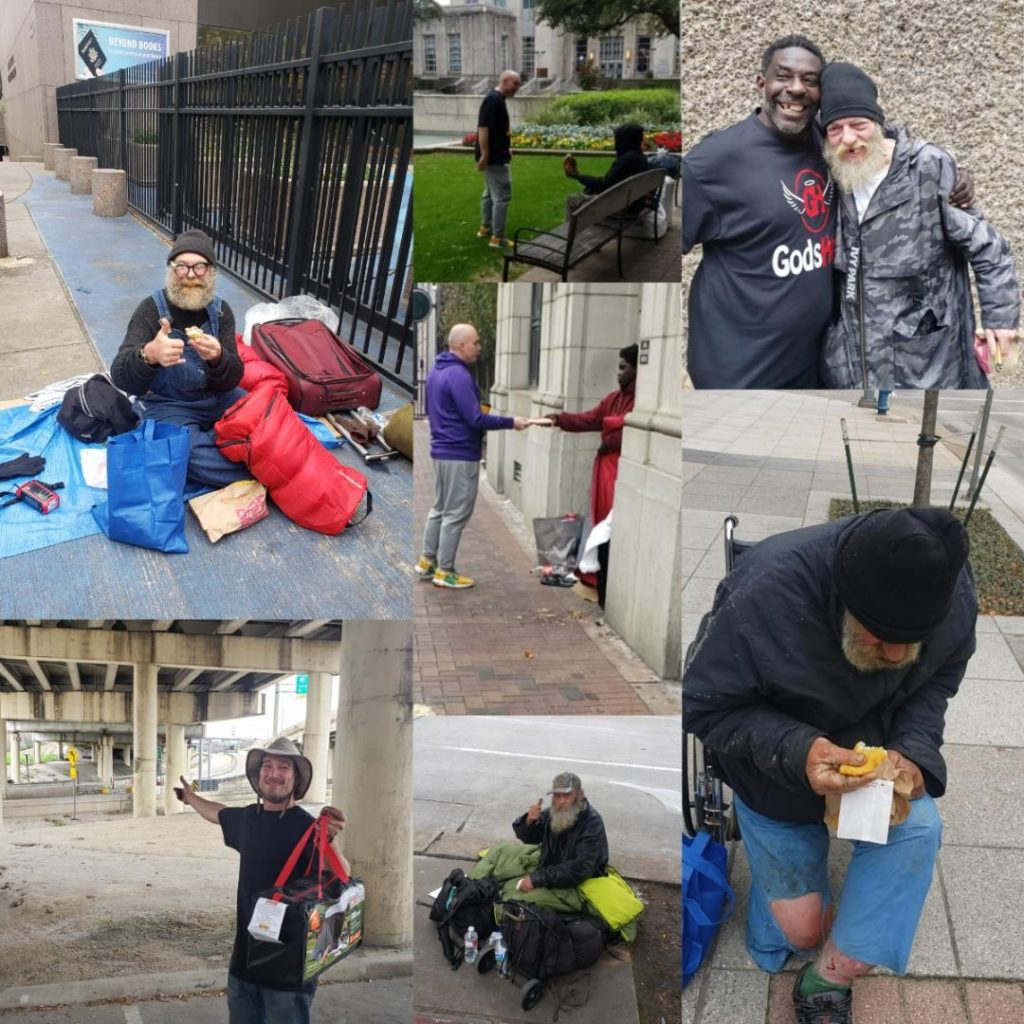 houston charity acts of kindness