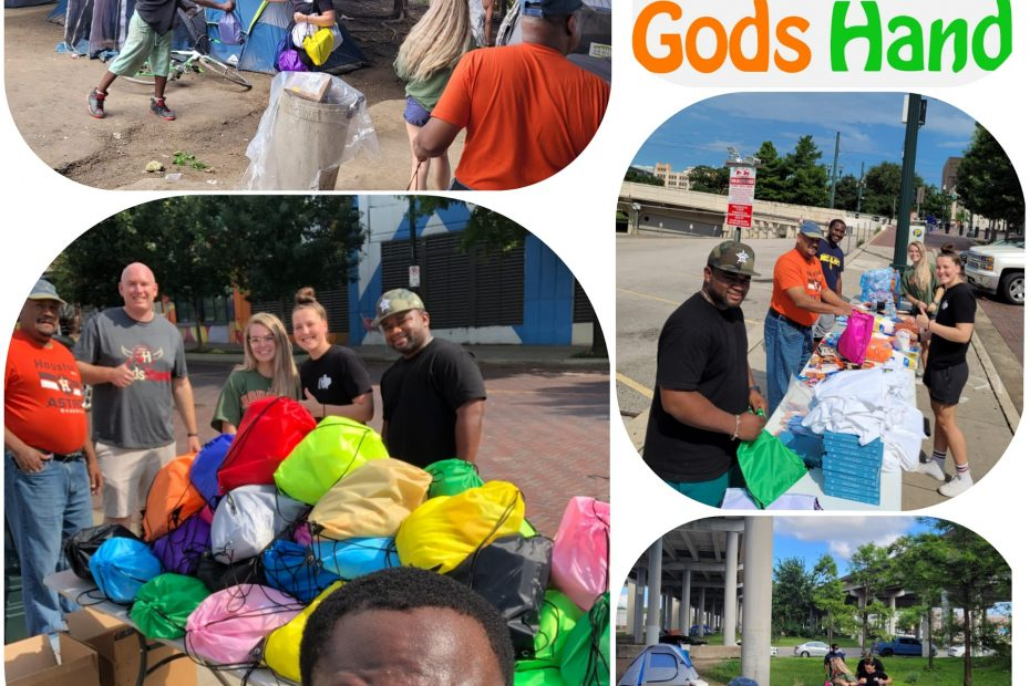 houston homeless charity